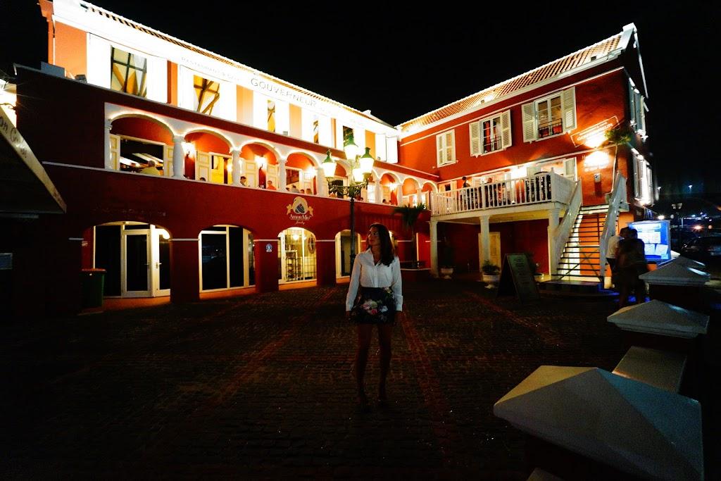 Restaurant & cafe Gouverneur de Rouville, Curaçao
