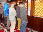 Návštěva mešity