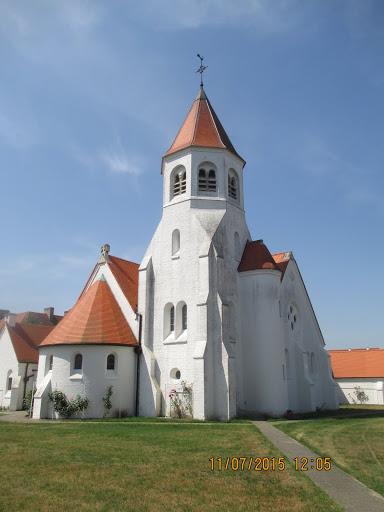 het Zoutekerkje in Knokke
