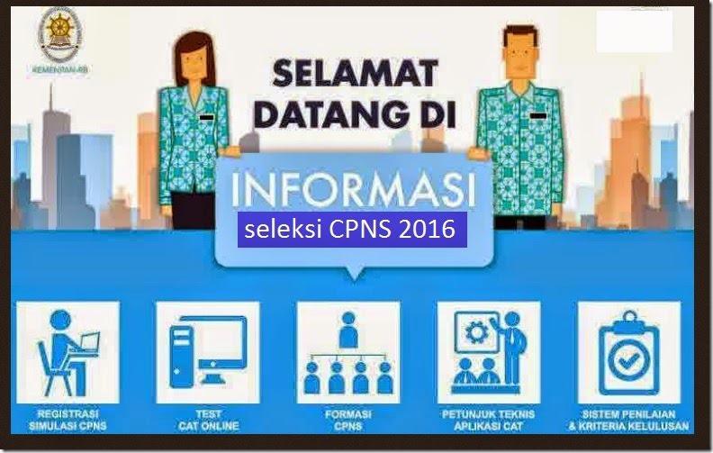 Jadwal Penerimaan CPNS 2016 Akan Dipercepat
