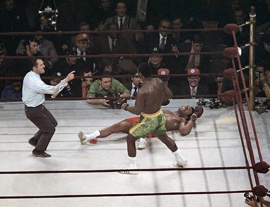 Tim Dahlberg Frazier Ali Boxing