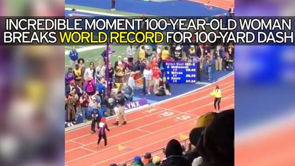 ida keeling breaking record