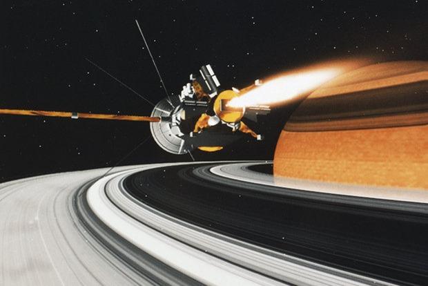 NASA, cientistas descobriram oceanos em uma lua de Saturno. 00