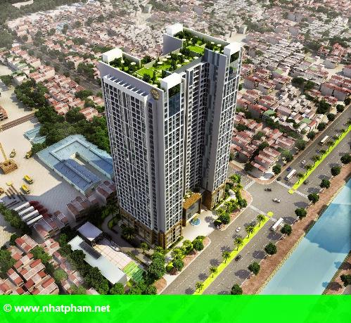Hình 2: Dự án Helios Tower giá từ 1,4 tỷ đồng