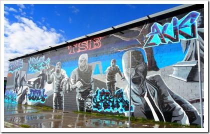 El Paso murals