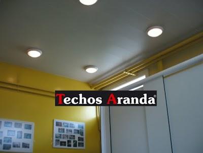 Presupuesto montadores techos desmontables Madrid