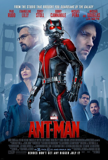 Ant-Man official site