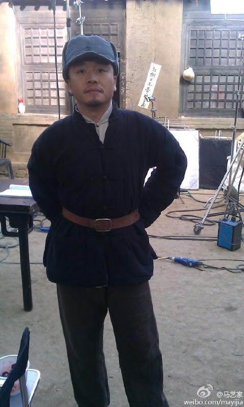 Ma Yijia China Actor