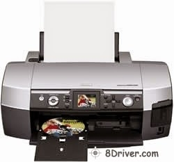 download Epson Stylus Photo R340 printer's driver