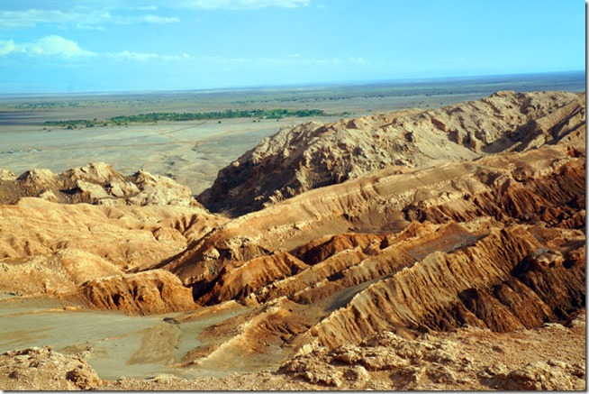 Valle de La Muerte, Atacama