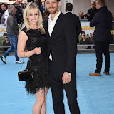 OIC - ENTSIMAGES.COM - Kimberly Wyatt and Max Rogers at the Entourage - UK film premiere  in London 9th June 2015  Photo Mobis Photos/OIC 0203 174 1069