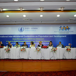 12th International Inter-Ministerial Conference on Population and Development - 21 Nov 2015