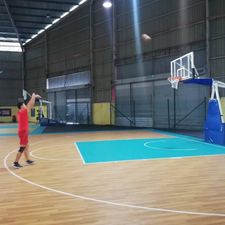 Phaze Ground Sports Complex In Subang Jaya