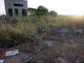 Photo: Abocaments històrics a l'antiga urbanització de Cales Coves