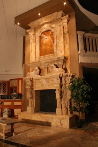 Fireplace, Interior, Showroom, Surrounds