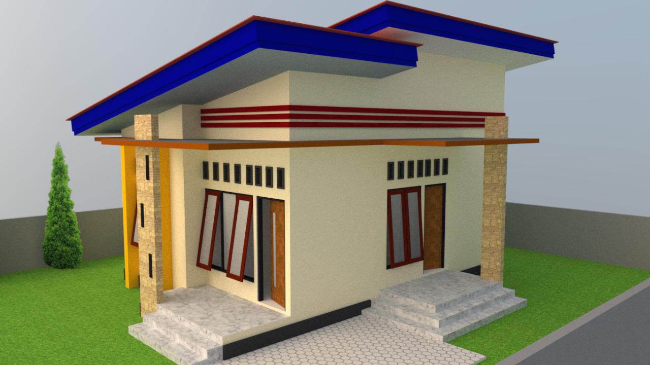 Rumah satu air