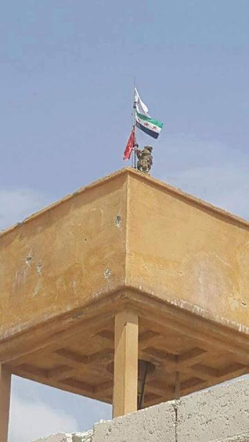 TENTERA TURKI feat TENTERA PEMBEBASAN SYRIA & SEJARAH UTHMANIYYAH SELEPAS 500 TAHUN