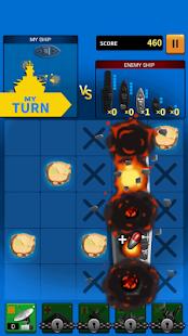 Válečná loď bitva Komandér - náhled