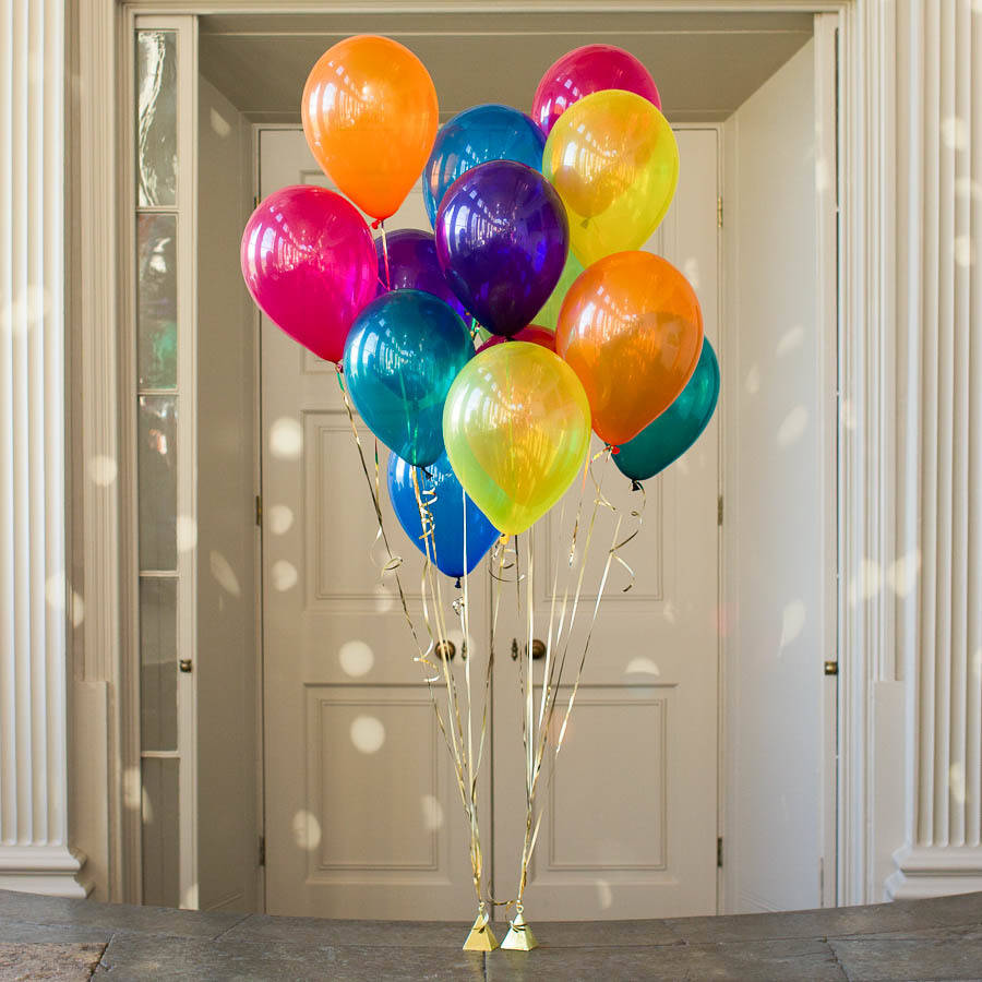 Use of Foil Balloon