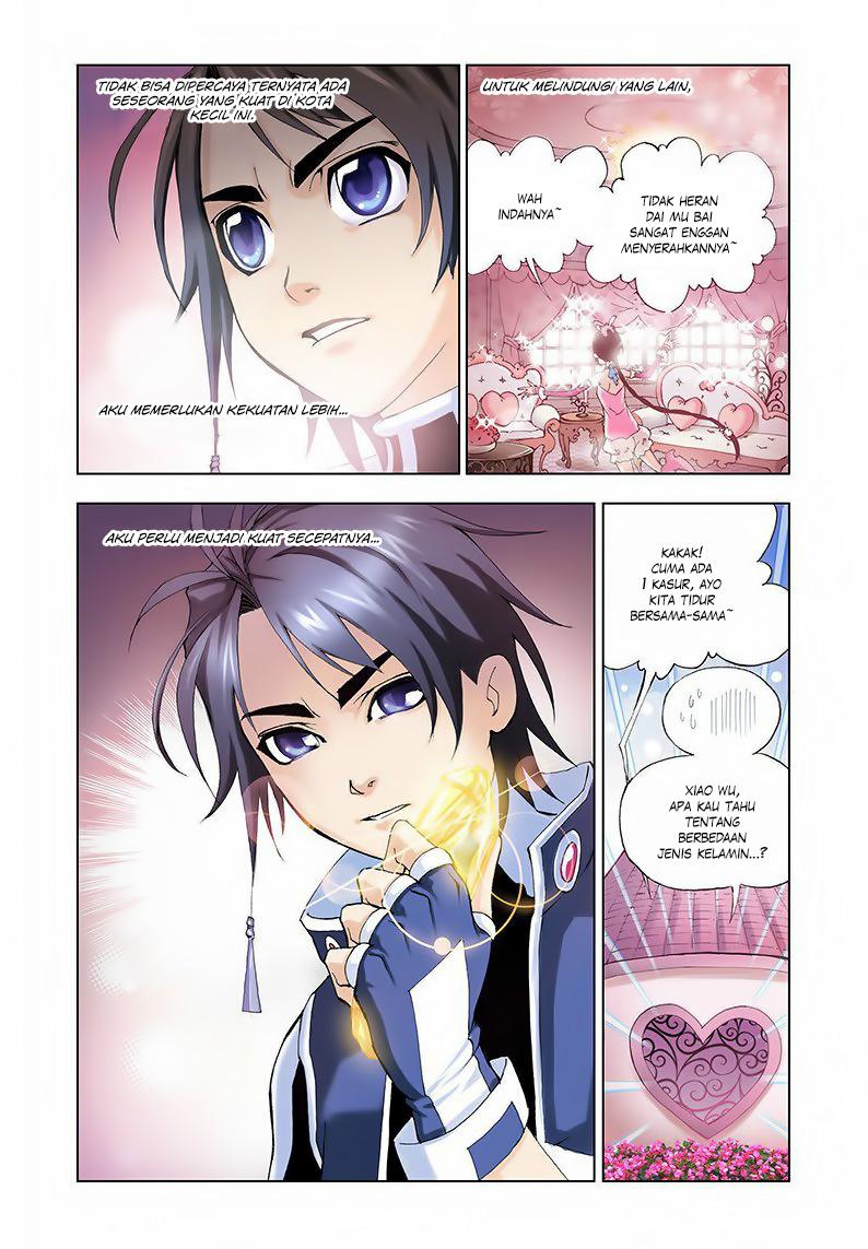 Baca Manga Soul Land Chapter 10 Komik Station