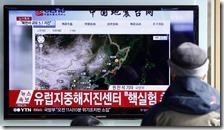 Corea Nord annuncia test con bomba all'idrogeno