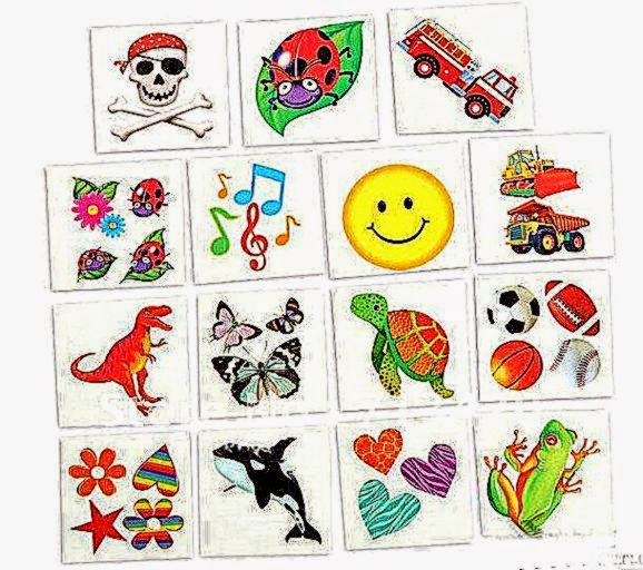 Popular Tattoo Set for Kids  Aliexpress