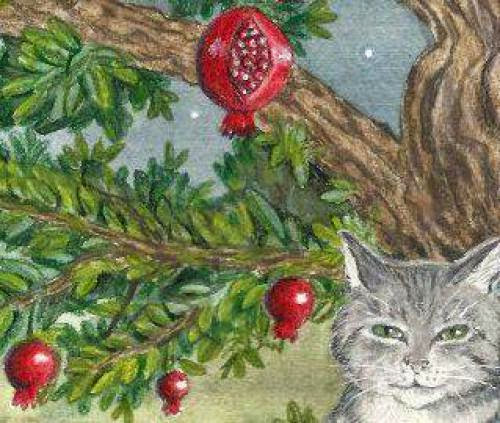Mystical Cats Tarot A Sneak Peek