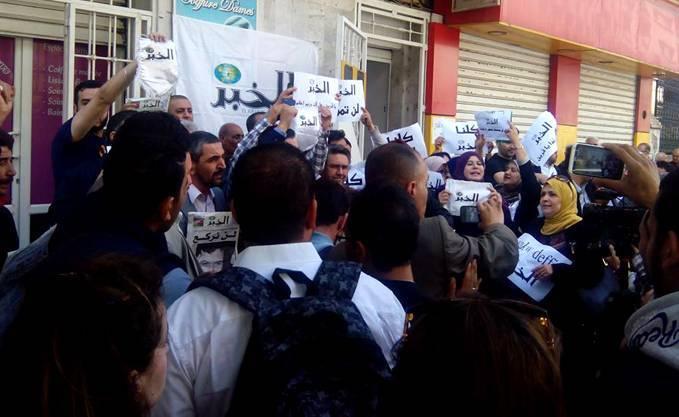 L'avocat du ministère tente d'agresser un journaliste d'El Khabar (actualisé)