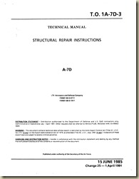 LTV A-7D Structural Repair Instructions_01