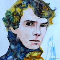 BC Scherlock watercolor