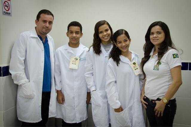 Ufersa faz curso de férias de iniciação científica para estudantes de escolas públicas