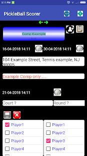 PickleBall Match Scorer, music,Sudoku games Pro for PC-Windows 7,8,10 and Mac apk screenshot 5