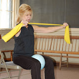 Senior Fitness Instructor Marty French