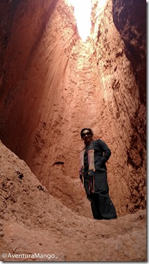 Caverna no Vale do Arco Iris