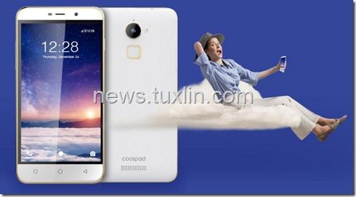 Coolpad Note 3 Lite, Smartphone 4G LTE dengan RAM 3GB
