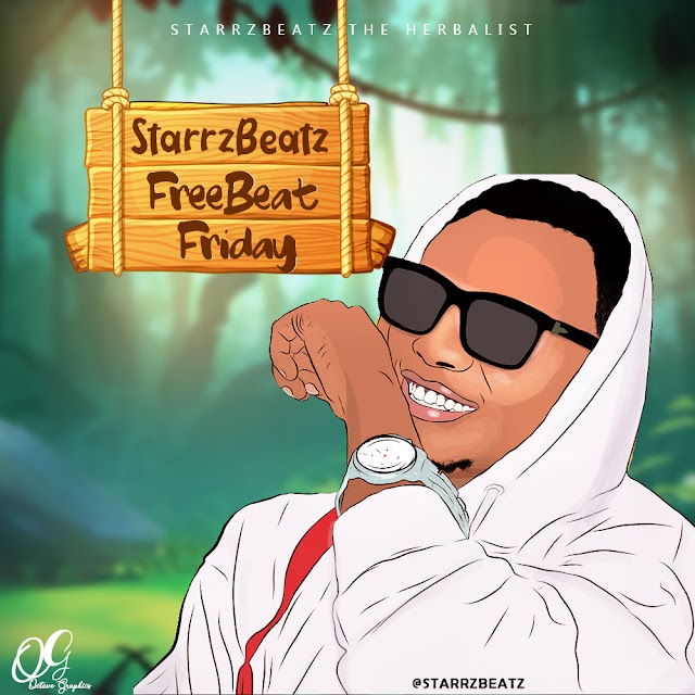 Free Beat Alert | Starrz Beatz - Free Beat Friday III (Black Magic Type Beat)