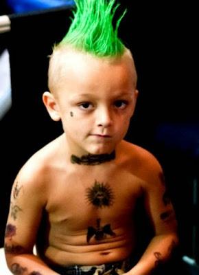 tattoo kid ink  JLD MAG