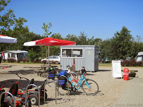 Sommer 2013 - Camping Mitte - Tyskland