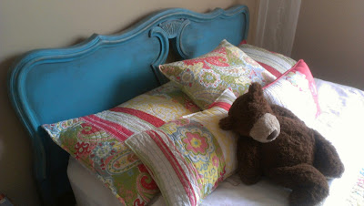 Revive An Old Bed...