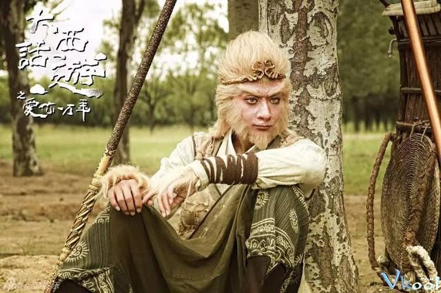 Xem Phim Đại Thoại Tây Du - Yêu Em Vạn Năm - A Chinese Odyssey: Love Of Eternity - phimtm.com - Ảnh 2