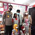 Kisah bocah Iqbal penderita Bocor Ginjal yang ingin berfoto dengan Kapolda Aceh