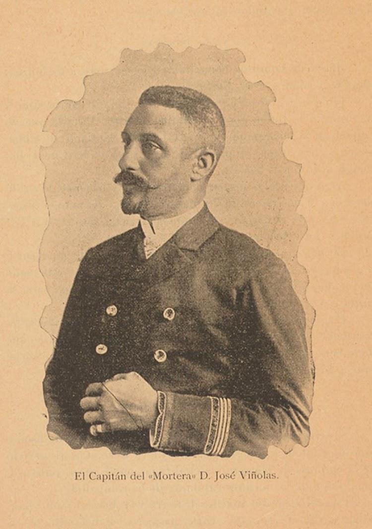 Capitan D. Jose Viñolas y Valles. Foto del libro La Catastrofe del SANCHEZ BARCAIZTEGUI.JPG