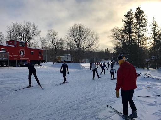 Ski drills!