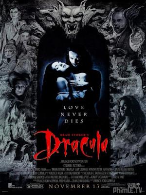 Phim Bá tước ma cà rồng (Ác quỷ Dracula) - Dracula (1992)