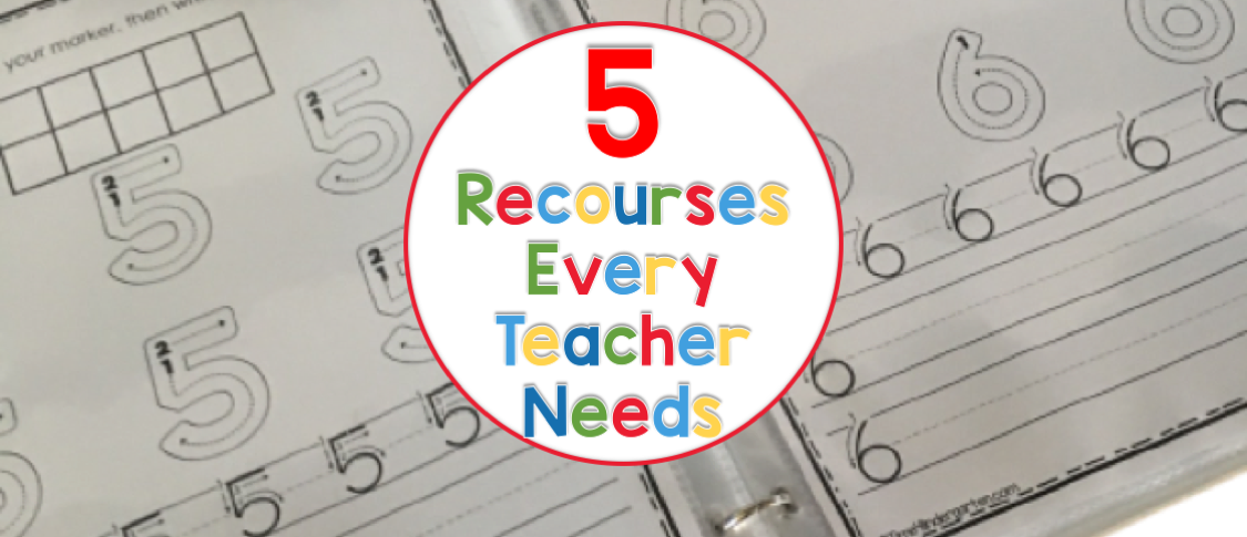 Back to School Resources every teacher needs