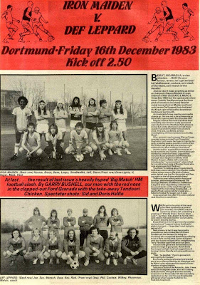 1983-Maiden won 4-2