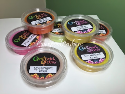 liverpoollashes candlewick greens wax melts