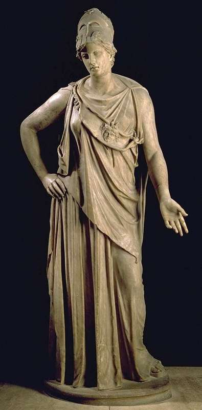 Greek Goddess Athena, Gods And Goddesses 2