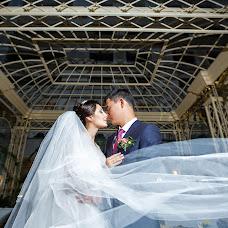 Wedding photographer Sergey Kim (danserega). Photo of 22.10.2015