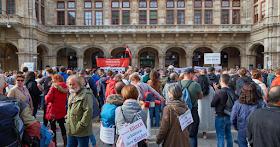 النمسا تسجل 3394 اصابة جديدة بفيروس كورونا